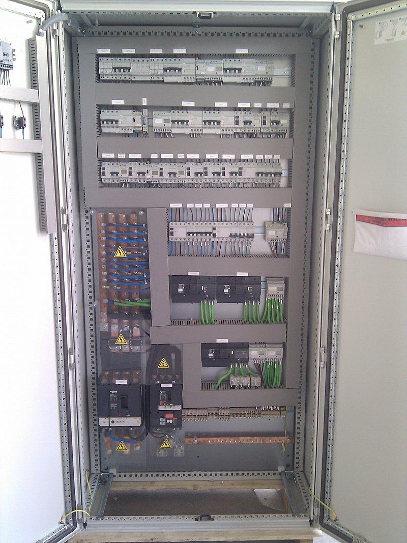 Cuadro eléctrico Smart Panel